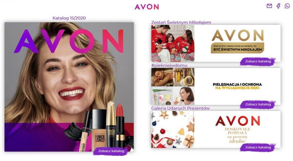 Strona główna iKatalogu Avon