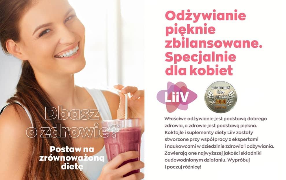 Avon Liiv suplementy diety