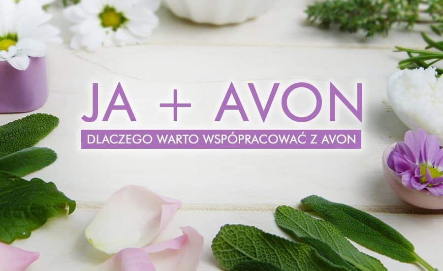 Współpraca z Avon Polska