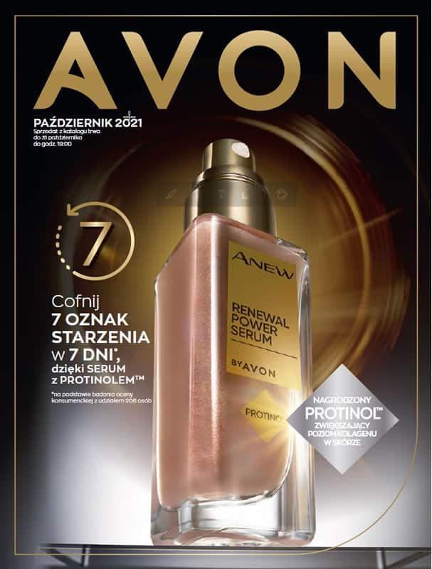 Katalog Avon nr 10 październik 2021