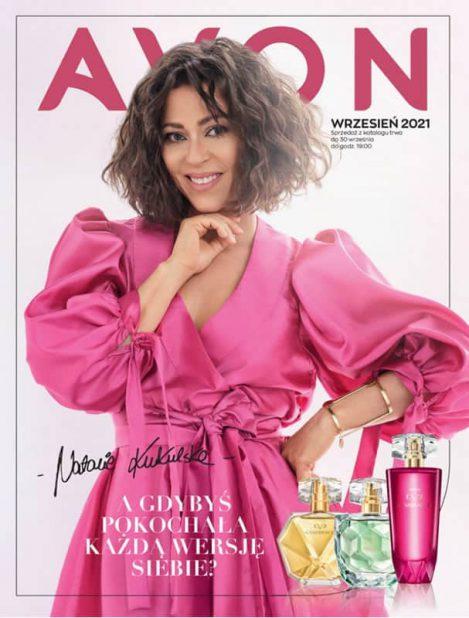 Katalog Avon na wrzesień 2021 nr 9