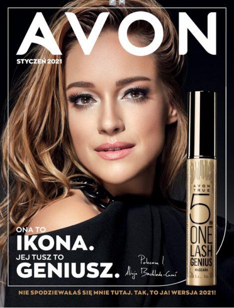 Katalog Avon nr 1 styczeń 2021