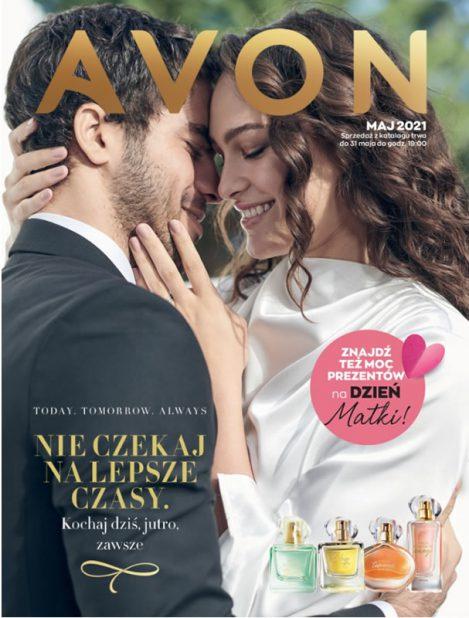 Katalog Avon nr 5 na maj 2021
